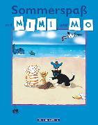 Cover-Bild zu Meine Fibel, Zu allen Ausgaben, Sommerspaß mit Mimi und Mo, Arbeitsheft von Lemke, Liane