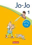 Cover-Bild zu Jo-Jo Fibel, Zu allen Ausgaben, 1./2. Schuljahr, Ferienspaß mit Jo-Jo, Übungsheft, Mit farbigen Klebestickern von Lemke, Liane