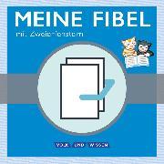 Cover-Bild zu Meine Fibel, Zu allen Ausgaben, Katzen Mimi und Mo, 2 Stempel im Paket, 103150-3 und 80243-2 im Paket