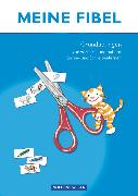 Cover-Bild zu Meine Fibel, Zu allen Ausgaben, Grundübungen zur Vorbereitung auf das Lesen-/Schreibenlernen von Förster, Katharina