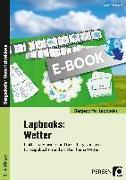Cover-Bild zu Lapbooks: Wetter - 2.-4. Klasse (eBook) von Kirschbaum, Klara