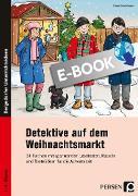 Cover-Bild zu Detektive auf dem Weihnachtsmarkt (eBook) von Kirschbaum, Klara
