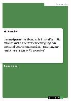 """Cover-Bild zu Emanzipation in Wort, Schrift und Tat. Die zweite Welle der Frauenbewegung am Beispiel von Verena Stefans """"Häutungen"""" und Christa Wolfs """"Kassandra"""" von Huber, Nicola"""