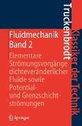 Cover-Bild zu Fluidmechanik 2 von Truckenbrodt, Erich A.