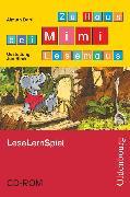 Cover-Bild zu Mimi, die Lesemaus, Fibel für den Erstleseunterricht, Zu allen Ausgaben, 1. Schuljahr, Zu Haus bei Mimi Lesemaus, Leselernspiel auf CD-ROM von Bartl, Almuth