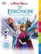 Cover-Bild zu Das Mach-Malbuch. Disney Die Eiskönigin