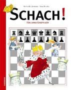 Cover-Bild zu Schach! von Kindermann, Stefan