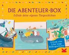 Cover-Bild zu Die Abenteuer-Box von Boldt, Claudia