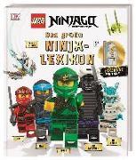 Cover-Bild zu LEGO® NINJAGO® Das große Ninja-Lexikon von Kaplan, Arie