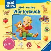 Cover-Bild zu Mein erstes Wörterbuch von Senner, Katja (Illustr.)
