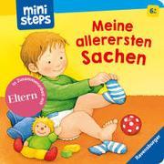 Cover-Bild zu Meine allerersten Sachen von Neubacher-Fesser, Monika (Illustr.)