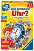 Cover-Bild zu Ravensburger 24995 - Wer kennt die Uhr? - Spielen und Lernen für Kinder, Lernspiel für Kinder ab 6-9 Jahren, Spielend Neues Lernen für 1-4 Spieler