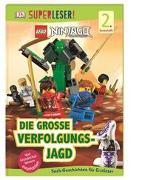 Cover-Bild zu SUPERLESER! LEGO® NINJAGO® Die große Verfolgungsjagd