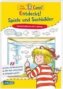 Cover-Bild zu Conni Gelbe Reihe: Spiele und Suchbilder von Sörensen, Hanna