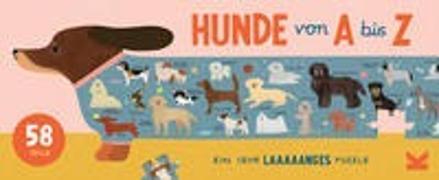 Cover-Bild zu Hunde von A bis Z von Kim, Seungyoun