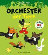Cover-Bild zu Orchester der Tiere von Huche, Magali Le