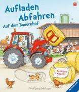 Cover-Bild zu Aufladen - Abfahren: Auf dem Bauernhof von Mauch-Metzger, Ulrike