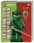 Cover-Bild zu LEGO® NINJAGO® Lexikon der Minifiguren. Neuausgabe