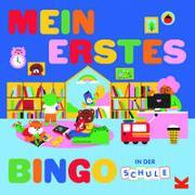 Cover-Bild zu Mein erstes Bingo In der Schule von Niniwanted (Illustr.)