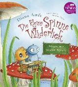 Cover-Bild zu Die kleine Spinne Widerlich - Komm, wir spielen Schule! von Amft, Diana