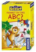 Cover-Bild zu Scout - Kannst du das ABC?