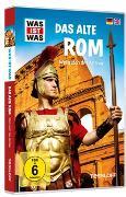 Cover-Bild zu WAS IST WAS DVD Das alte Rom. Weltreich der Antike von Tessloff Verlag Ragnar Tessloff GmbH & Co.KG (Hrsg.)