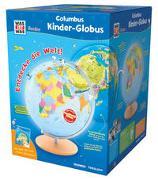 Cover-Bild zu WAS IST WAS Junior Columbus Kinder-Globus von Tessloff Verlag Ragnar Tessloff GmbH & Co.KG (Hrsg.)