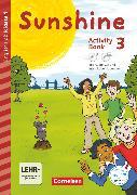 Cover-Bild zu Sunshine, Early Start Edition - Neubearbeitung und Nordrhein-Westfalen Neubearbeitung, 3. Schuljahr, Activity Book mit interaktiven Übungen auf scook.de, Mit CD-ROM, Audio-CD, Minibildkarten und Faltbox von Beattie, Tanja