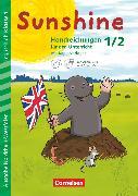 Cover-Bild zu Sunshine, Early Start Edition - Nordrhein-Westfalen (Neubearbeitung), 1./2. Schuljahr, Handreichungen für den Unterricht, Mit Kopiervorlagen, 2 Audio-CDs und CD-ROM von Brunsmeier, Sonja