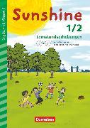 Cover-Bild zu Sunshine, Early Start Edition - Neubearbeitung und Nordrhein-Westfalen Neubearbeitung, 1./2. Schuljahr, Lernstandserhebungen mit CD-ROM und Audio-CD von Röbers, Daniela