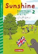 Cover-Bild zu Sunshine, Early Start Edition - Neubearbeitung, 2. Schuljahr, Handreichungen für den Unterricht, Mit Kopiervorlagen, 2 Audio-CDs und CD-ROM von Brunsmeier, Sonja