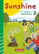 Cover-Bild zu Sunshine, Zu allen Ausgaben (Neubearbeitung), 3. Schuljahr, Mr Mole's Word Trainer von Röbers, Daniela