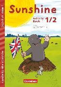 Cover-Bild zu Sunshine, Early Start Edition - Nordrhein-Westfalen (Neubearbeitung), 1./2. Schuljahr, Activity Book mit Audio-CD, Minibildkarten und Faltbox von Brunsmeier, Sonja