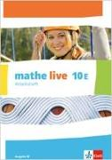 Cover-Bild zu mathe live 10E. Ausgabe W. Arbeitsheft mit Lösungsheft Klasse 10