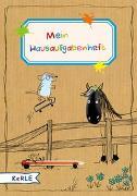 Cover-Bild zu Mein Hausaufgabenheft von Rath, Tessa (Illustr.)