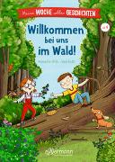 Cover-Bild zu Meine Woche voller Geschichten von Wich, Henriette