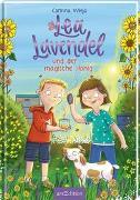 Cover-Bild zu Lea Lavendel und der magische Honig (Lea Lavendel 2) von Wieja, Corinna