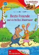 Cover-Bild zu Beste Freunde und ein tolles Abenteuer von Seltmann, Christian
