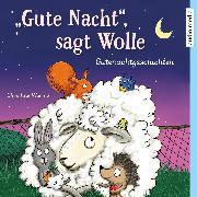 """Cover-Bild zu """"Gute Nacht"""", sagt Wolle (Audio Download) von Werner, Christine"""