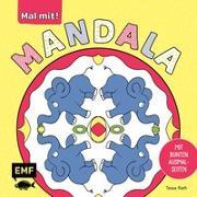 Cover-Bild zu Mal mit! Mandala von Rath, Tessa (Illustr.)