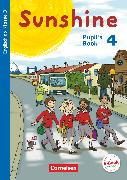 Cover-Bild zu Sunshine, Englisch ab Klasse 3 - Allgemeine Ausgabe 2015, 4. Schuljahr, Pupil's Book von Beattie, Tanja