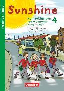 Cover-Bild zu Sunshine, Englisch ab Klasse 3 - Allgemeine Ausgabe 2015, 4. Schuljahr, Handreichungen für den Unterricht, Mit Kopiervorlagen, Audio-CD und CD-ROM von Beattie, Tanja