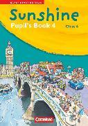 Cover-Bild zu Sunshine, Early Start Edition - Ausgabe 2008, Band 4: 4. Schuljahr, Pupil's Book von Hollbrügge, Birgit