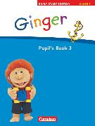 Cover-Bild zu Ginger, Lehr- und Lernmaterial für den früh beginnenden Englischunterricht, Early Start Edition - Ausgabe 2008, Band 3: 3. Schuljahr, Pupil's Book von Hollbrügge, Birgit