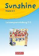 Cover-Bild zu Sunshine, Allgemeine Ausgabe 2006, Band 1/2: 3./4. Schuljahr, Leistungsermittlung mit Hör-CD und Kopiervorlagen von Hollbrügge, Birgit