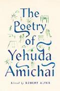 Cover-Bild zu The Poetry of Yehuda Amichai von Amichai, Yehuda