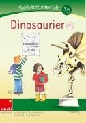 Cover-Bild zu Dinosaurier 3./4. Schuljahr. Kopiervorlage von Sperling, Susanne