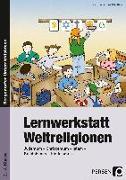 Cover-Bild zu Lernwerkstatt Weltreligionen von Jebautzke, Kirstin