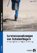 Cover-Bild zu Lernvoraussetzungen von Schulanfängern von Ostermann, Annette