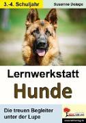 Cover-Bild zu Lernwerkstatt Hunde